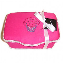 Bling Cupcake Pink- Celebrity Nursery Case