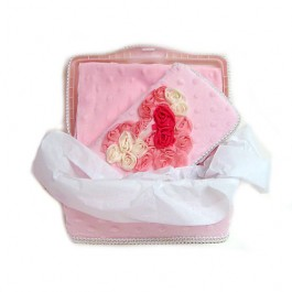 NEW!! Multi-Love Pink Basket