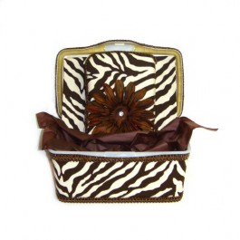 NEW!! Chocolate Zebra Gift Basket