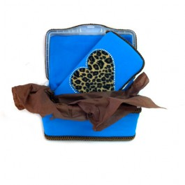 NEW!! Wild Love Turquoise Gift basket