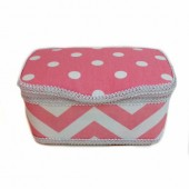 AB-66 Blush Dots Nursery wipes case