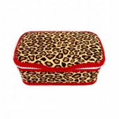 Cheetah Baby Wipes Case