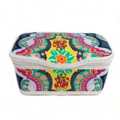 Thais Vintage Nursery wipes case