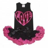 NEW! Glitzy Love Tutu
