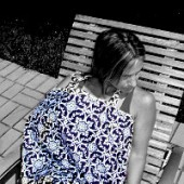 NEW!! AB-46 Midnight II- Nursing Cover and Fancy Bag