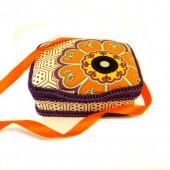 NEW!! AB-47 Antique Flor- Signature Petite Wipes Case