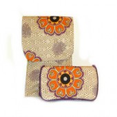 NEW!! AB-47 Antique Flor- Travel Duo Set
