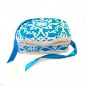 NEW!! AB-53 Blue Skies- Signature Petite Wipes Case