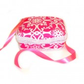 NEW!! AB-54 Pretty in Pink II- Signature Petite Wipes Case