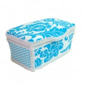 NEW! Aquamarine AB-58- Celebrity Nursery Case