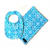 NEW!! Blue Skies AB-53 Bib and Burpie Set