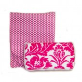 NEW!! Pink Lollipop-Posh Pink Travel Duo Set
