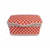 Pink Dots Bloom AB-18- Celebrity Nursery Case