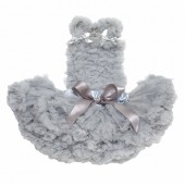 NEW! Silver Rouge Holiday Tutu Set