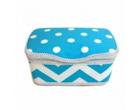 AB-68 Aqua Dots Nursery wipes case